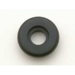 ALL PARTS EP4924023 RUBBER BUSHING FOR TOGGLE SWITCH, BLACK