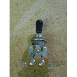 ALL PARTS EP4364000 ECONOMY SHORT STRAIGHT TOGGLE SWITCH, WITH KNOB