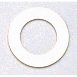 ALL PARTS EP0070010 EXTRA DRESS WASHERS FOR POTS AND INPUT JACKS, CHROME