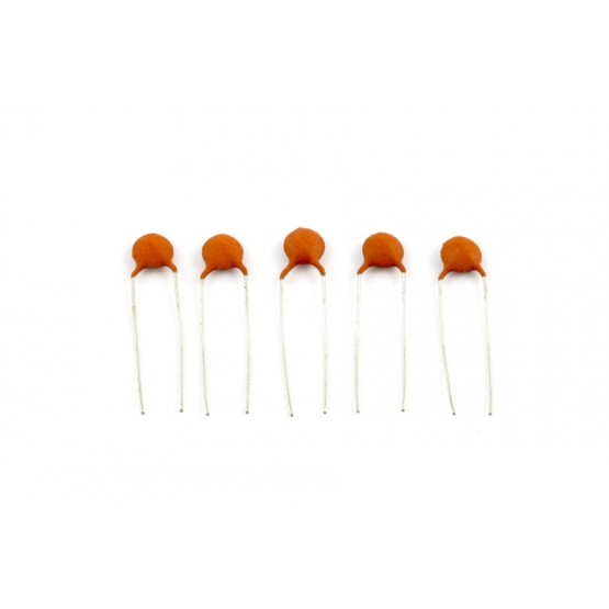 ALL PARTS EP0059000 033 MFD CERAMIC DISC CAPACITORS