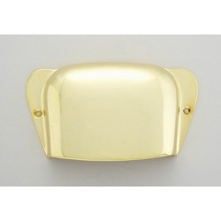 ALL PARTS BP2974002 BRIDGE COVER FOR P BASS, GOLD