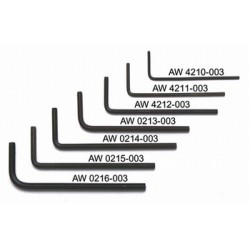 ALL PARTS AW0216003 30 MM ALLEN WRENCHES