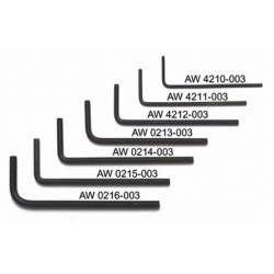ALL PARTS AW0214003 20 MM ALLEN WRENCHES