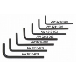 ALL PARTS AW0213003 15 MM ALLEN WRENCHES
