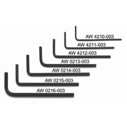 ALL PARTS AW0213003 1.5 MM LLAVE ALLEN. UNIDAD