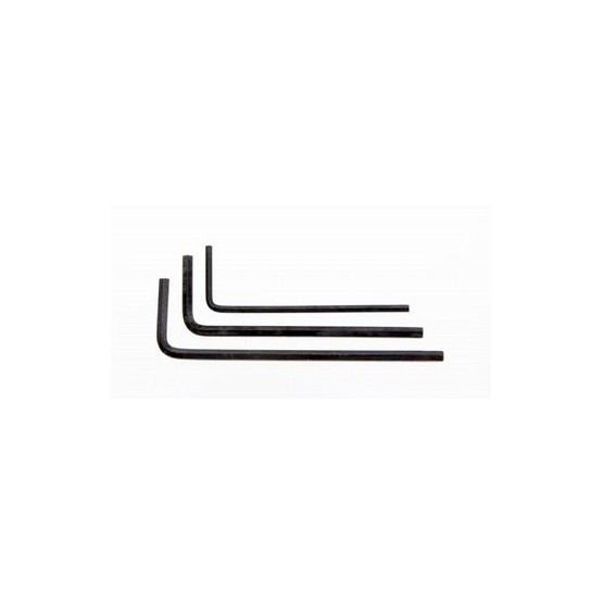 ALL PARTS AW0135000 ALLEN WRENCH SET (3) FOR KAHLER TREMOLO