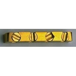 ABM BN0889008 HEIGHT ADJUSTABLE BRASS NUT FOR BASS 1-9/16 X 5/32 X 3/16
