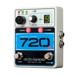 ELECTRO HARMONIX 720 LOOPER PEDAL