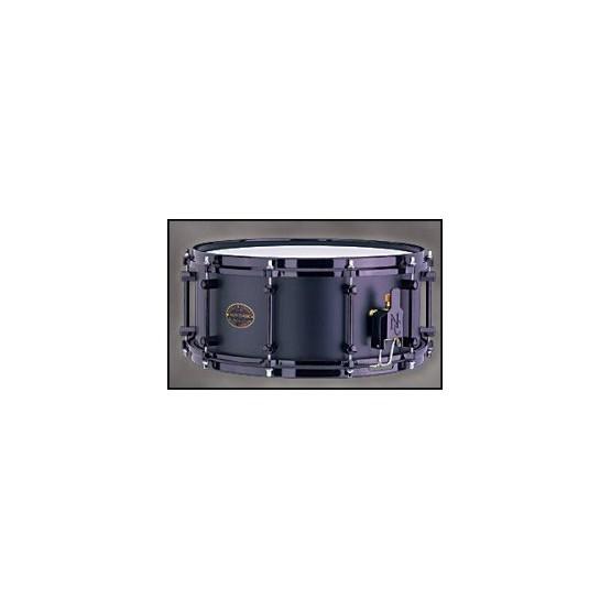 NOBLE AND COOLEY AC14 BLACK ALLOY CLASSIC CAJA BATERIA ACUSTICA 14 X 4.75 NEGRA