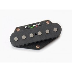RAZOR STP STACKED BRIDGE PICKUP FOR TELE, 185K OHMS