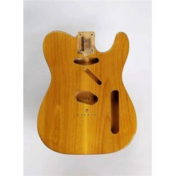 ALL PARTS TBFBS REPLACEMENT BODY FOR TELE ALDER BODY, WITH BUTTERSCOTCH FINISH