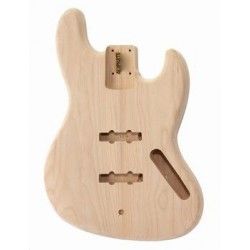ALL PARTS JBO REPLACEMENT BODY FOR JBASS ALDER, TRADITIONAL ROUTING, NO FINISH