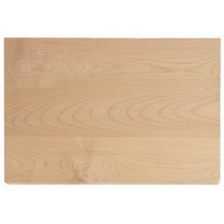 ALL PARTS BBO ALDER BODY BLANK, 3-PIECE, 14  X 20  X 1-3/4  SANDED