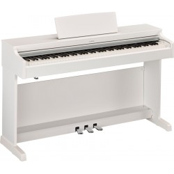 YAMAHA YDP163WH PIANO DIGITAL ARIUS BLANCO