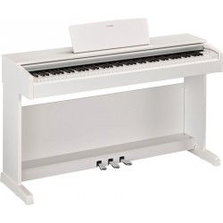 YAMAHA YDP143WH PIANO DIGITAL ARIUS BLANCO