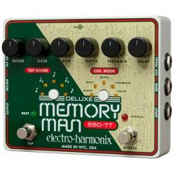ELECTRO HARMONIX DELUXE MEMORY MAN TEMPO 550 PEDAL DELAY ANALOGICO