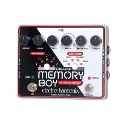 ELECTRO HARMONIX DELUXE MEMORY BOY PEDAL DELAY ANALOGICO