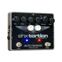 ELECTRO HARMONIX EHX TORTION PEDAL OVERDRIVE DISTORSION