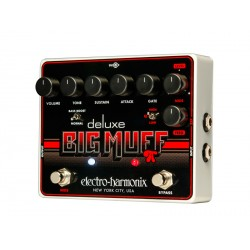 ELECTRO HARMONIX DELUXE BIG MUFF PI PEDAL DISTORSION