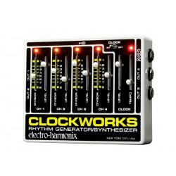 ELECTRO HARMONIX CLOCKWORKS GENERADOR DE RITMOS