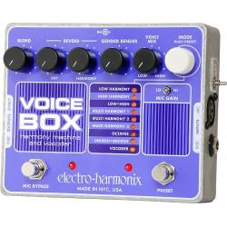 ELECTRO HARMONIX VOICE BOX PEDAL VOCODER