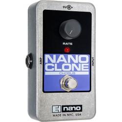 ELECTRO HARMONIX NANO CLONE PEDAL CHORUS ANALOGICO
