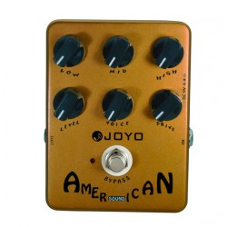 JOYO JF14 AMERICAN SOUND PEDAL FENDER 57 DELUXE.