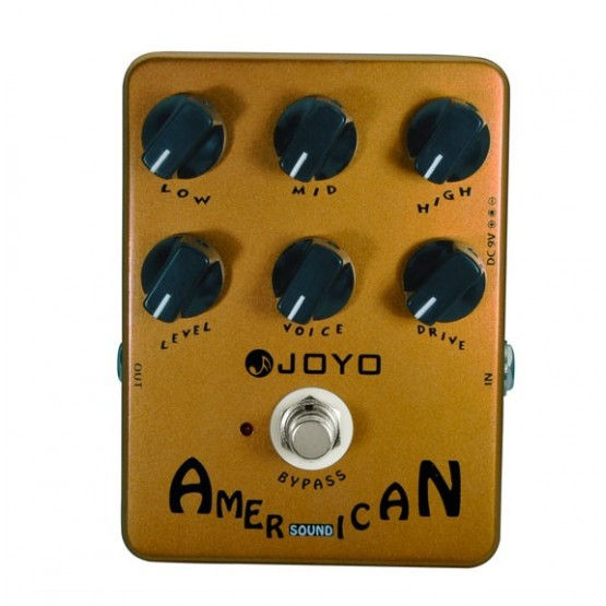 JOYO JF14 AMERICAN SOUND PEDAL FENDER 57 DELUXE