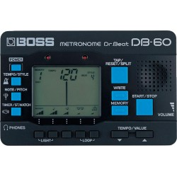 BOSS DB60 DR BEAT METRONOMO