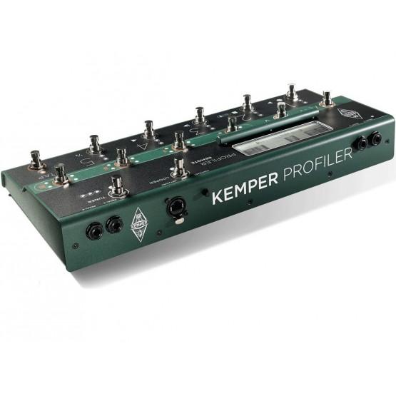 KEMPER -PACK- PROFILER RACK AMPLIFICADOR GUITARRA CON PEDALERA PROFILER REMOTE