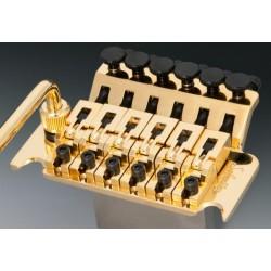 SCHALLER SB5290002 SCHALLER LOCKMEISTER 24K GOLD LOCKING FLOYD ROSE REG STYLE TREMOLO