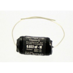 ALL PARTS EP4058000 ONE VITAMIN Q BLACK CANDY OILPAPER CAPACITOR