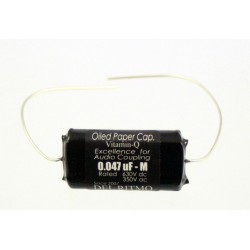 ALL PARTS EP4059000 ONE VITAMIN Q BLACK CANDY OILPAPER CAPACITOR