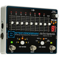 ELECTRO HARMONIX 8-STEP PROGRAM SECUENCIADOR CV EXPRESION ANALOGICA