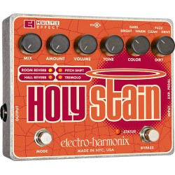 ELECTRO HARMONIX HOLY STAIN PEDAL MULTIEFECTO