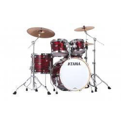 TAMA PR42SROY SH KIT STARCLASSIC PERFORMER BB EFX BATERIA ACUSTICA RED OYSTER