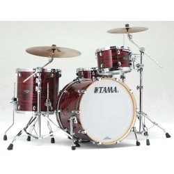 TAMA PR32RZSROY SH KIT STARCLASSIC PERFORMER BB EFX BATERIA ACUSTICA RED OYSTER