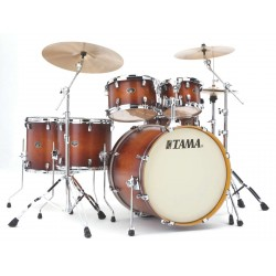 TAMA VP62RSABR SH KIT SILVERSTAR BATERIA ACUSTICA ANTIQUE BROWN BURST