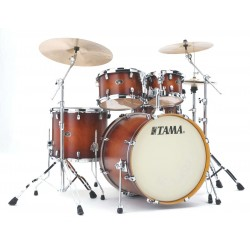 TAMA VP52KRSABR SH KIT SILVERSTAR BATERIA ACUSTICA ANTIQUE BROWN BURST