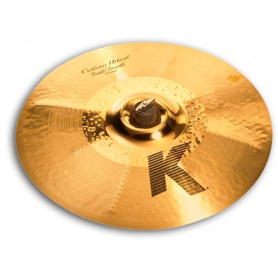 ZILDJIAN K CUSTOM SMASH TRASH PLATO 19 CRASH