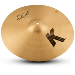 ZILDJIAN K CUSTOM DARK PLATO 20 CRASH