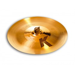 ZILDJIAN K CUSTOM HYBRID PLATO 17 CHINA