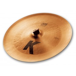 ZILDJIAN K PLATO 17 CHINA