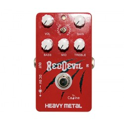 CALINE CP30 RED DEVIL PEDAL DISTORSION
