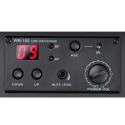 LD SYSTEMS RM 102 R B5 MODULO RECEPTOR UHF PARA ROADMAN ROADBOY Y ROADBUDDY