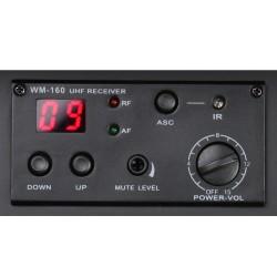 LD SYSTEMS RM 102 R B6 MODULO RECEPTOR UHF PARA ROADMAN ROADBOY Y ROADBUDDY