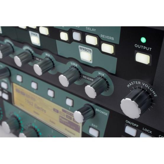 KEMPER PROFILING HEAD BLACK CABEZAL AMPLIFICADOR GUITARRA NEGRO