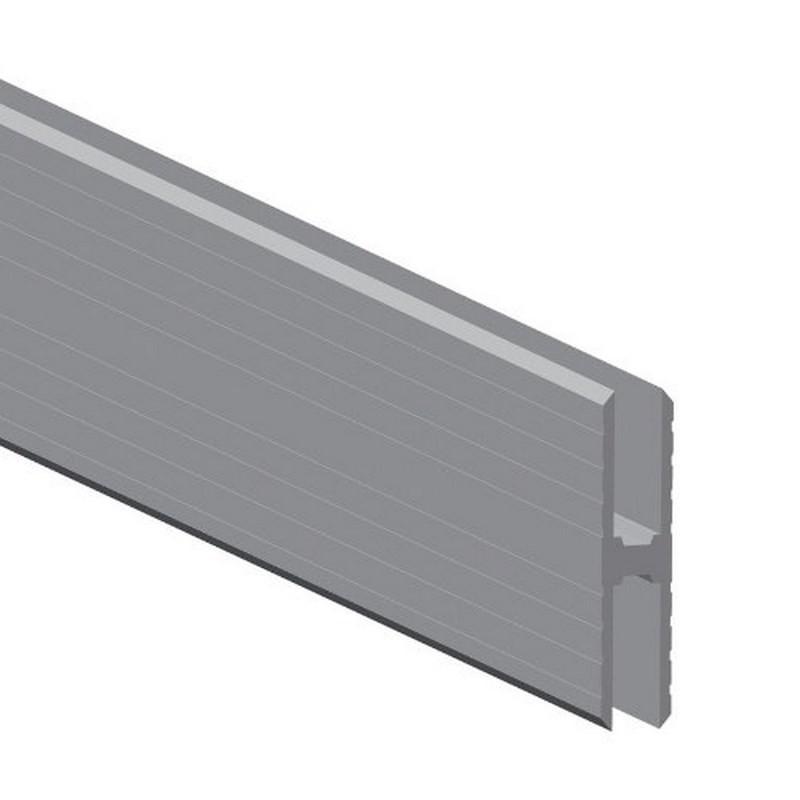 Adam hall 6128 perfil en h de aluminio de alta resistencia for Perfiles de aluminio barcelona