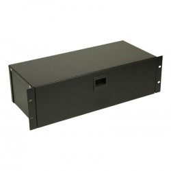 ADAM HALL 87303 CAJON PARA RACK 19 PESTILLO DE PLASTICO 3U