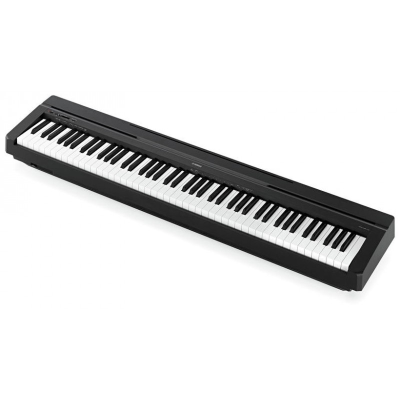 yamaha p45 b piano digital portatil negro precio tienda online barcelona matar o vic. Black Bedroom Furniture Sets. Home Design Ideas